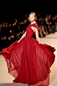 Photographed by Simon Ackerman at Elie Saab, Paris Fashion Week Fall 2011, Wikimedia